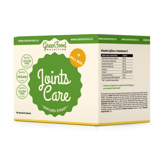 Joints Care + Pillbox